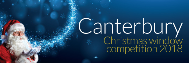 Canterbury's Christmas Window Competition 2018 - Results