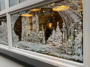 Christmas Window Competition 2019 Results Canterbury Bid